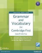 Cover-Bild zu Prodromou, Luke: Grammar and Vocabulary for Cambridge First (2nd Edition) Book (with Key)