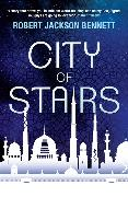 Cover-Bild zu Bennett, Robert Jackson: City of Stairs