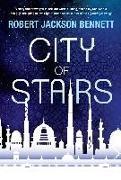 Cover-Bild zu Bennett, Robert Jackson: City of Stairs (eBook)