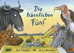 Cover-Bild zu Scheffler, Axel: Die hässlichen Fünf