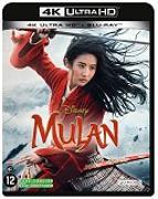 Cover-Bild zu Caro, Niki (Reg.): Mulan (Live Action) 4K + 2D BD Steelbook (2 Discs)