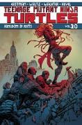 Cover-Bild zu Eastman, Kevin: Teenage Mutant Ninja Turtles Volume 20: Kingdom of Rats