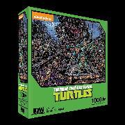 Cover-Bild zu IDW Games: Teenage Mutant Ninja Turtles Universe Premium Puzzle (1000-pc)