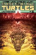 Cover-Bild zu Eastman, Kevin: Teenage Mutant Ninja Turtles Volume 15: Leatherhead