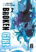 Cover-Bild zu Hattori, Mitsuru: Broken Girl 02