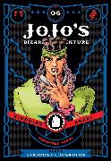Cover-Bild zu Araki, Hirohiko: JoJo's Bizarre Adventure: Part 3--Stardust Crusaders, Vol. 6