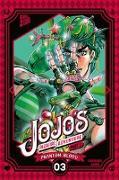 Cover-Bild zu Araki, Hirohiko: JoJo's Bizarre Adventure - Part 1: Phantom Blood 3
