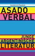 Cover-Bild zu Berger, Timo (Hrsg.): Asado Verbal
