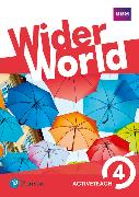 Cover-Bild zu Wider World Level 4 Teacher's Active Teach