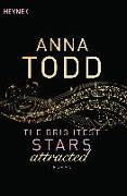 Cover-Bild zu The Brightest Stars - attracted von Todd, Anna