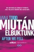 Cover-Bild zu Miután elbuktunk (eBook) von Todd, Anna
