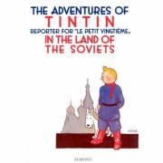 Cover-Bild zu Herge: Tintin in the Land of the Soviets