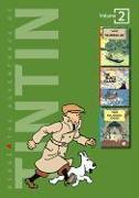 Cover-Bild zu Hergé: The Adventures of Tintin: Volume 2