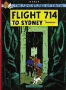 Cover-Bild zu Hergé: Flight 714 to Sydney