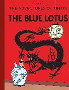 Cover-Bild zu Herge: The Blue Lotus