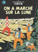 Cover-Bild zu Herge: Les Aventures de Tintin 17. On a marche sur la lune