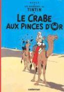 Cover-Bild zu Herge: Les Aventures de Tintin 09. Le Crabe aux Pinces d'Or