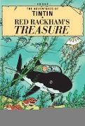 Cover-Bild zu Herge: Red Rackham's Treasure