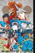 Cover-Bild zu Tabata, Yuki: Black Clover, Vol. 12