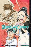 Cover-Bild zu Tabata, Yuki: Black Clover, Vol. 9