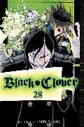 Cover-Bild zu Tabata, Yuki: Black Clover, Vol. 28