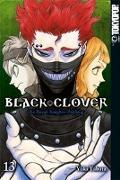 Cover-Bild zu Tabata, Yuki: Black Clover 13