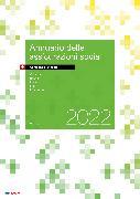 Cover-Bild zu Annuario delle assicurazioni sociali 2022 von Perret, Roland R.