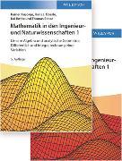 Cover-Bild zu Ansorge, Rainer: Mathematik in den Ingenieur- und Naturwissenschaften