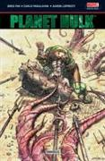 Cover-Bild zu Pak, Greg: Planet Hulk Omnibus