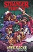 Cover-Bild zu Pak, Greg: Stranger Things Comics: Zombie Boys