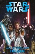 Cover-Bild zu Pak, Greg: Star Wars Comics: Age of Rebellion - Helden