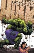 Cover-Bild zu Pak, Greg: Totally Awesome Hulk Vol. 3: Big Apple Showdown