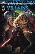 Cover-Bild zu Pak, Greg: Star Wars: Age of the Rebellion - Villains