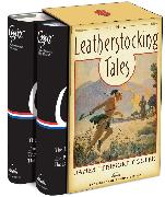 Cover-Bild zu Cooper, James Fenimore: The Leatherstocking Tales