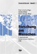 Cover-Bild zu Ries, Markus: Forschung am Menschen