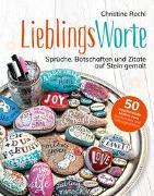 Cover-Bild zu Lieblingsworte von Rechl, Christine
