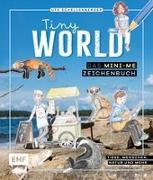 Cover-Bild zu Tiny World - Zeichnen im Mini-Me-Format von Schellenberger, Ute