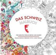 Cover-Bild zu Das Schweiz-Malbuch von Moon, Joanna