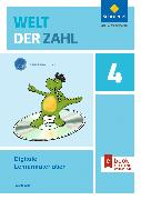 Cover-Bild zu Welt der Zahl - Ausgabe 2016 Sachsen