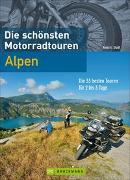 Cover-Bild zu Studt, Heinz E.: Die schönsten Motorradtouren Alpen