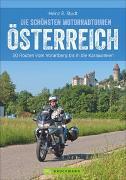 Cover-Bild zu Studt, Heinz E.: Die schönsten Motorradtouren Österreich