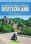 Cover-Bild zu Studt, Heinz E.: Das große Motorrad-Tourenbuch Deutschland (eBook)