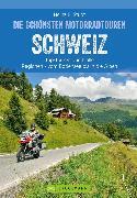 Cover-Bild zu Studt, Heinz E.: Das Motorradbuch Schweiz: Top-Touren durch alle Kantone, von Basel bis zu den Alpen (eBook)
