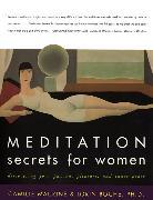 Cover-Bild zu Meditation Secrets for Women von Maurine, Camille