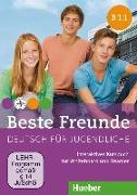 Cover-Bild zu Beste Freunde B1/1. Interaktives Kursbuch für Whiteboard und Beamer - DVD-ROM von Georgiakaki, Manuela