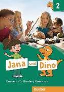 Cover-Bild zu Jana und Dino 2 von Georgiakaki, Manuela