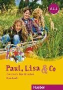 Cover-Bild zu Paul, Lisa & Co A1/1 - Kursbuch von Bovermann, Monika