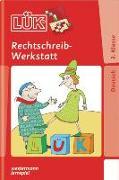 Cover-Bild zu LÜK. Rechtschreibwerkstatt 3. Klasse von Müller, Heiner