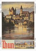 Cover-Bild zu 1713; Magnet Thun (1537)