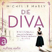 Cover-Bild zu Die Diva (Gekürzt) (Audio Download) von Marly, Michelle